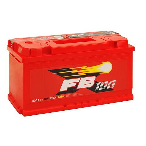 Аккумулятор FB 100 А/ч L