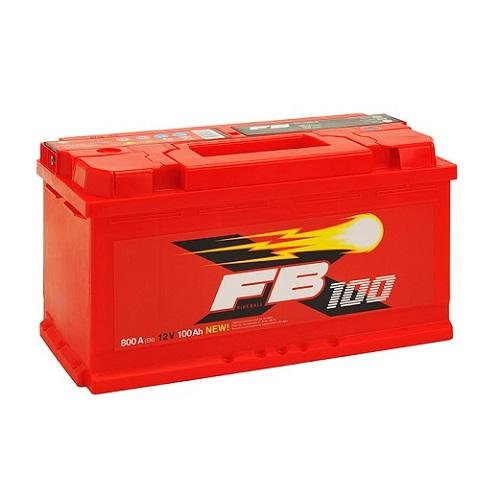 Аккумулятор FB 100 А/ч R