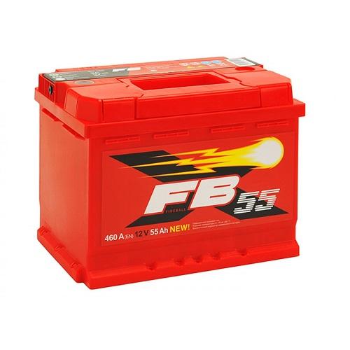 Аккумулятор FB 55 А/ч L
