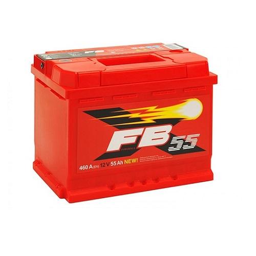 Аккумулятор FB 55 А/ч R