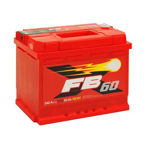 Аккумулятор FB 60 А/ч L