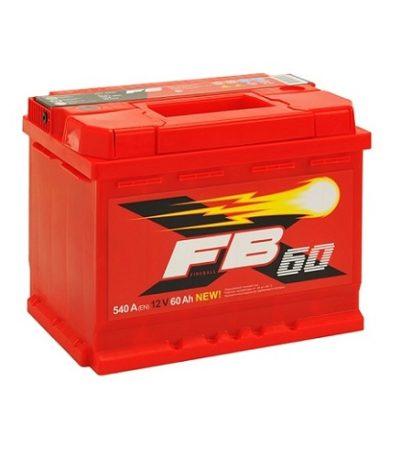 Аккумулятор FB 60 А/ч R