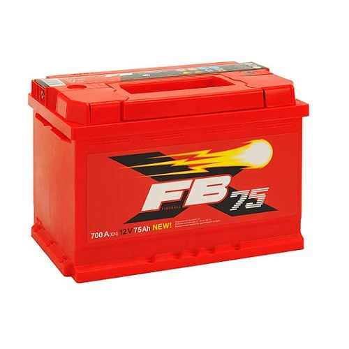 Аккумулятор FB 75 А/ч R