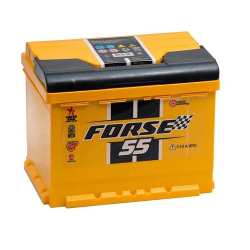 Аккумулятор FORSE 55 (1) L