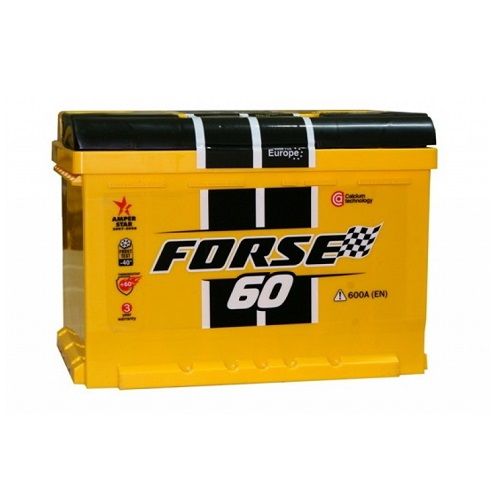 Аккумулятор FORSE 60 (0) R