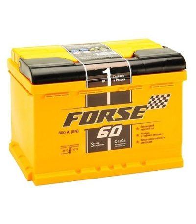 Аккумулятор FORSE 60 (1) L