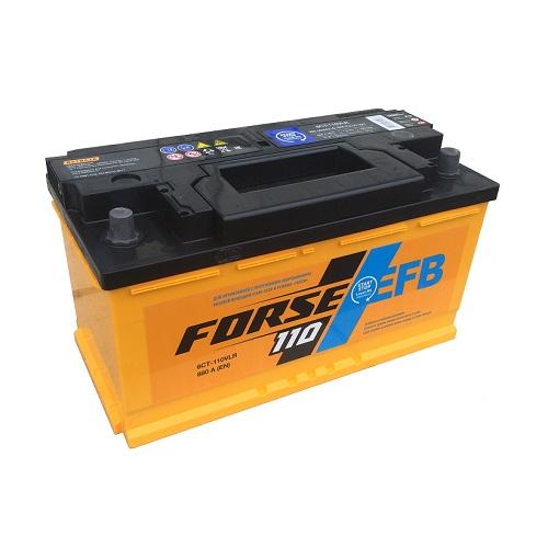 Аккумулятор FORSE EFB 110 (0) R