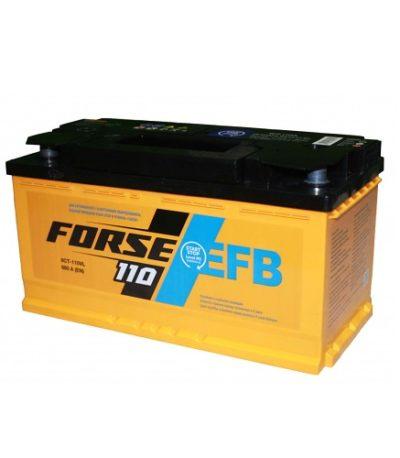 Аккумулятор FORSE EFB 110 (1) L