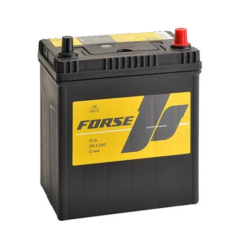 Аккумулятор FORSE (JIS) 35 VL (0) т.кл.