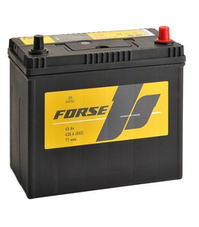 Аккумулятор FORSE (JIS) 45 VL (0) т.кл.
