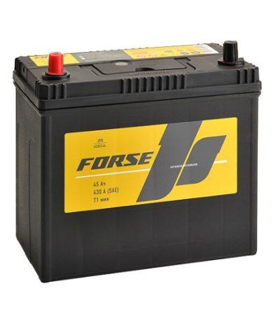 Аккумулятор FORSE (JIS) 45 VL (1) т.кл.