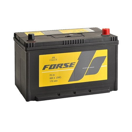 Аккумулятор FORSE (JIS) 95 VL (0) бортик