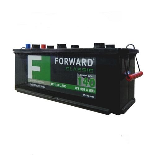Аккумулятор FORWARD classic каз 6СТ- 140 АПЗ (евро)