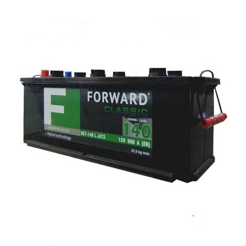 Аккумулятор FORWARD classic каз 6СТ- 140 АПЗ (рос)