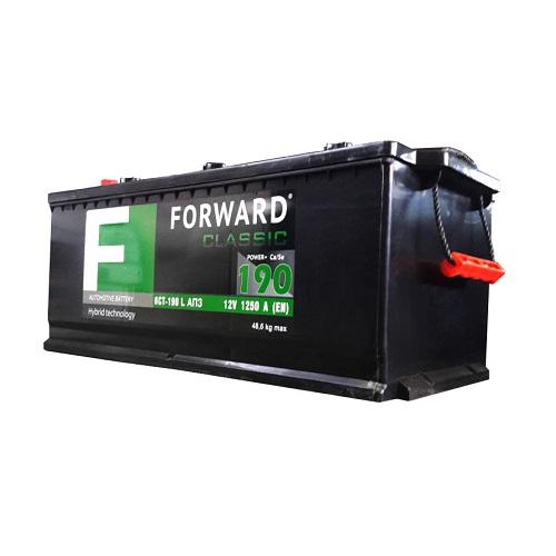 Аккумулятор FORWARD classic каз 6СТ-190 АПЗ (рос)