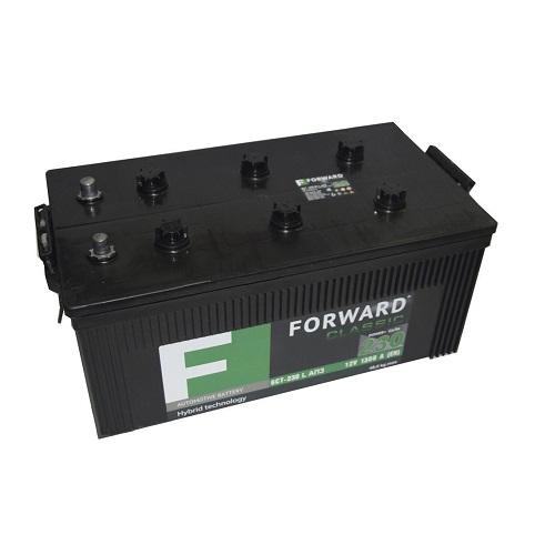 Аккумулятор FORWARD classic каз 6СТ-230 АПЗ (евро)