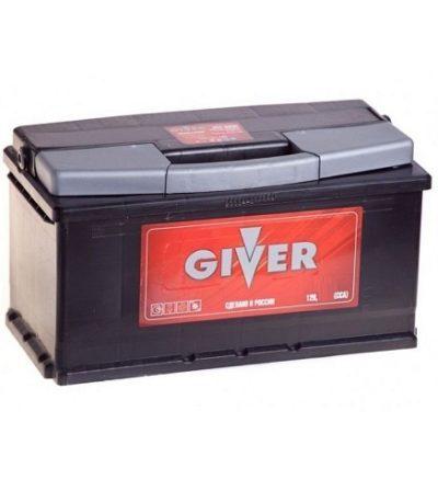 Аккумулятор GIVER 6CT -100.0