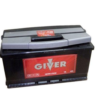 Аккумулятор GIVER 6CT -110.0