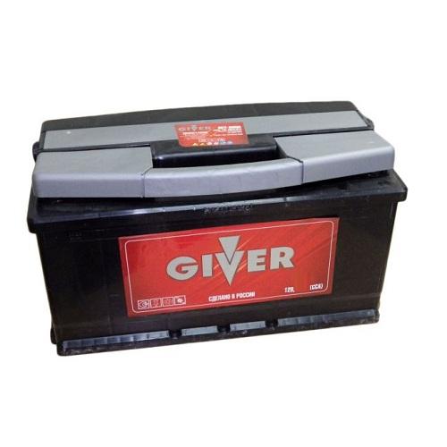 Аккумулятор GIVER 6CT -110 ач о.п.