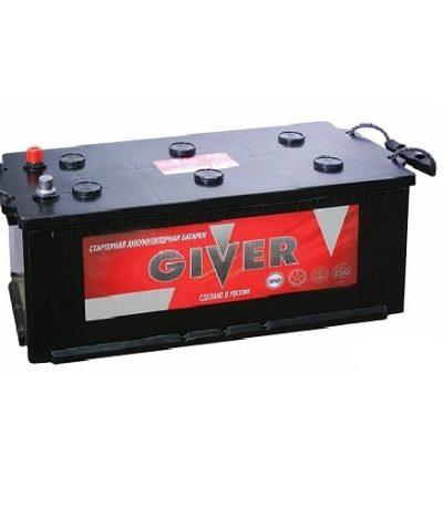 Аккумулятор GIVER 6CT -132 евро