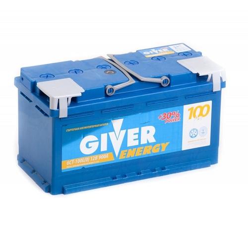 Аккумулятор GIVER ENERGY 6СТ -100.0
