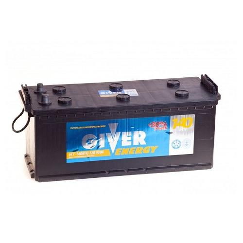 Аккумулятор GIVER ENERGY 6СТ - 140 ач