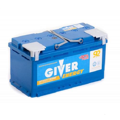 Аккумулятор GIVER ENERGY 6СТ -92.1