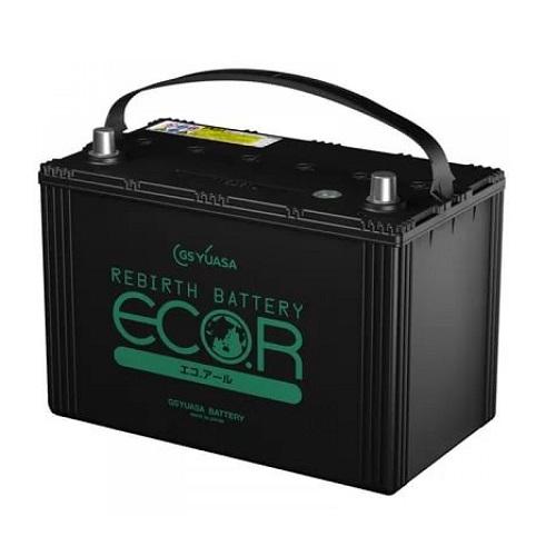 Аккумулятор GS YUASA ECO.R ECT (115D31L) 90 (о.п.)