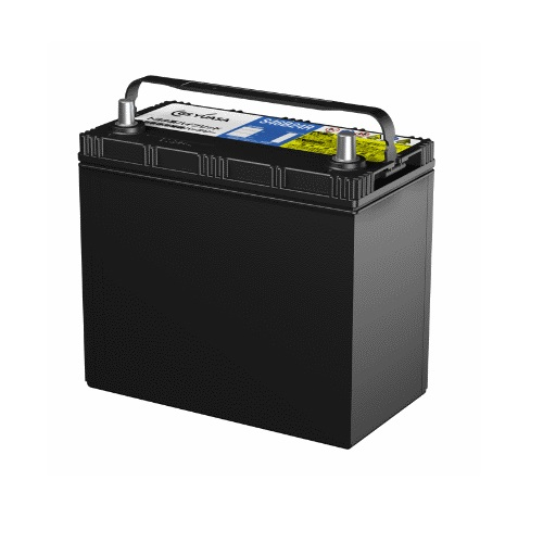 Аккумулятор GS YUASA ECO.R HV EHJ-S (46B24R) 46 (п.п.) AGM Start-Stop