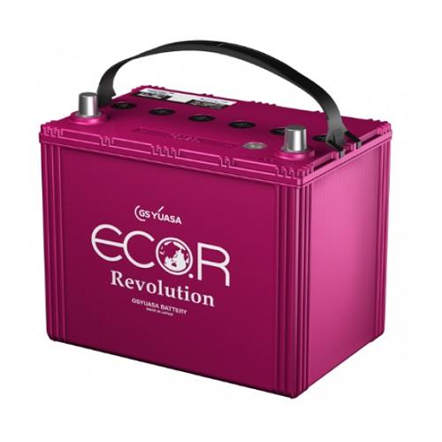 Аккумулятор GS YUASA ECO.R Revolution ER (110D26L) (S-95) 80 (о.п.) Start-Stop EFB