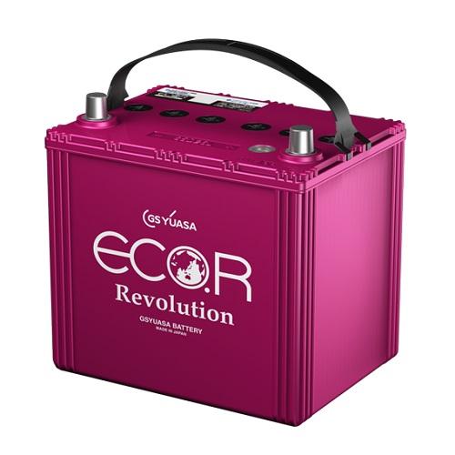 Аккумулятор GS YUASA ECO.R Revolution ER (95D23L) (Q-85) 70 (о.п.) Start-Stop EFB