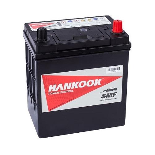 Аккумулятор HANKOOK 6СТ-40 R+ тонк.кл.