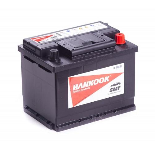 Аккумулятор HANKOOK 6СТ-60 R+