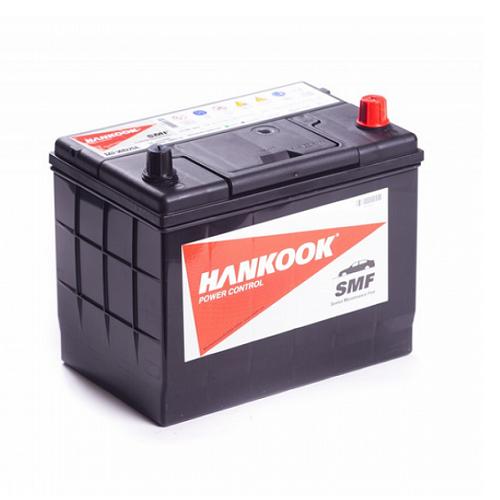 Аккумулятор HANKOOK 6СТ-72 R+