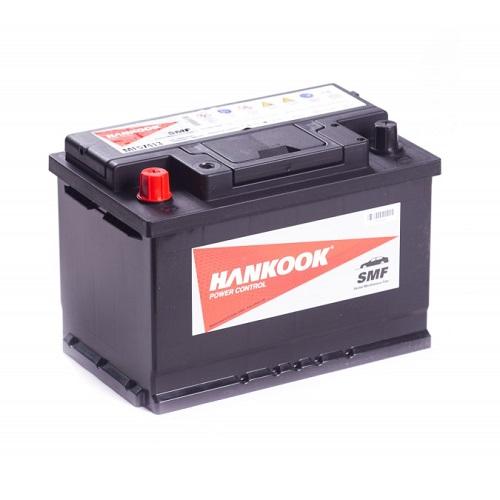 Аккумулятор HANKOOK 6СТ-74