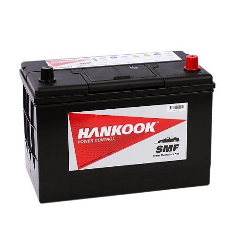 Аккумулятор HANKOOK 6СТ- 90 ач о.п. (105D31L)