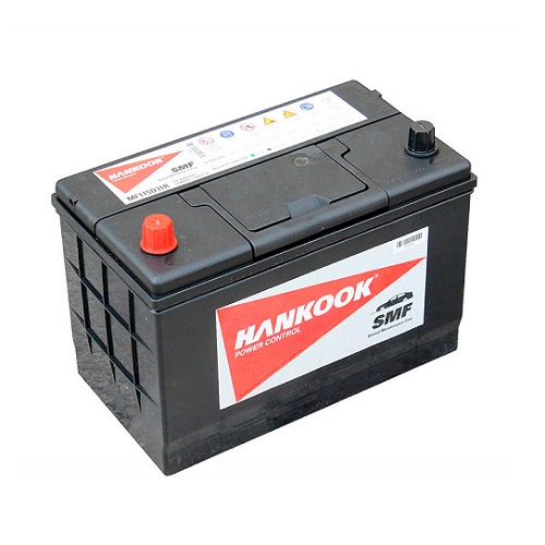 Аккумулятор HANKOOK 6СТ- 95 ач п.п. (115D31R)