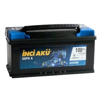 Аккумулятор Inci Aku SuprA 6СТ -100 (о.п.)