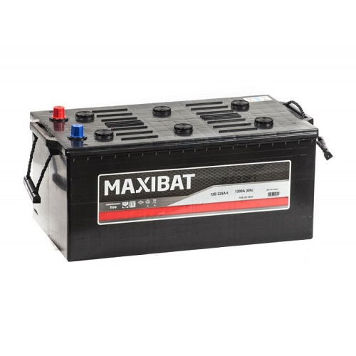Аккумулятор MAXIBAT 6СТ- 225 ач евро