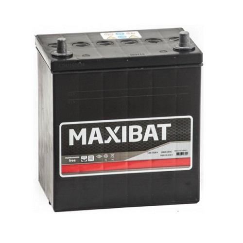 Аккумулятор MAXIBAT Asia 6СТ- 35 ач о.п.