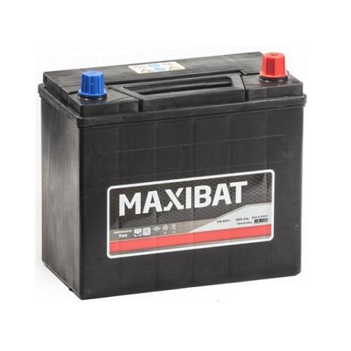 Аккумулятор MAXIBAT Asia 6СТ-45.0