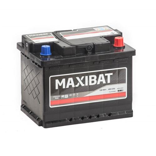 Аккумулятор MAXIBAT 6СТ-55.0