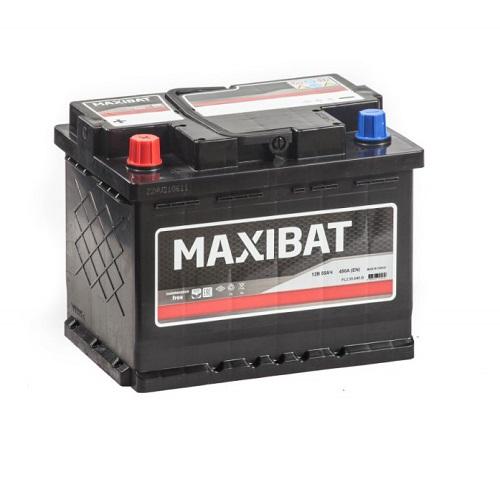Аккумулятор MAXIBAT 6СТ-55.1