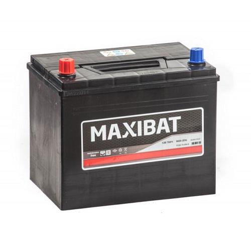 Аккумулятор MAXIBAT Asia 6СТ- 70 ач п.п.