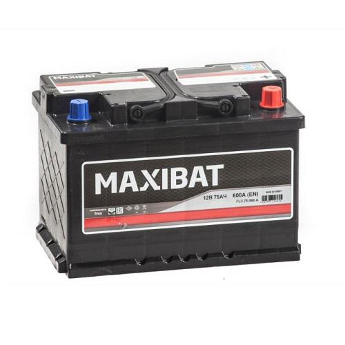 Аккумулятор MAXIBAT 6СТ-75.0