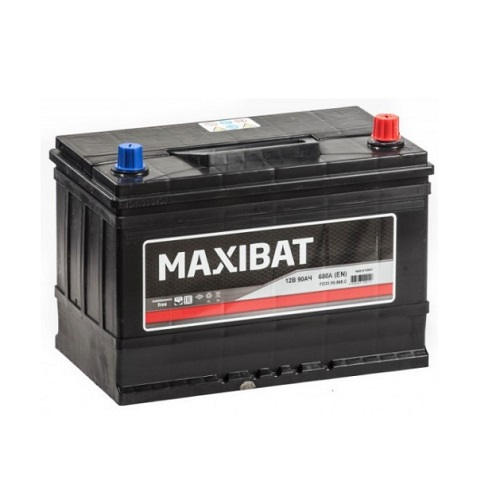 Аккумулятор MAXIBAT Asia 6СТ-90.0