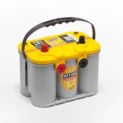 Аккумулятор OPTIMA Yellow Top 6СТ-55 (814254000)
