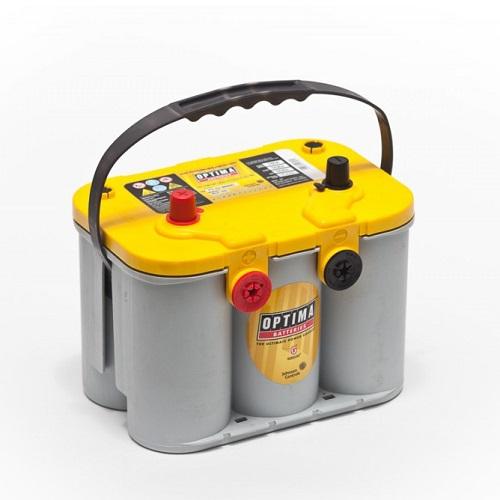 Аккумулятор OPTIMA Yellow Top 6СТ- 66 ач (8037327)