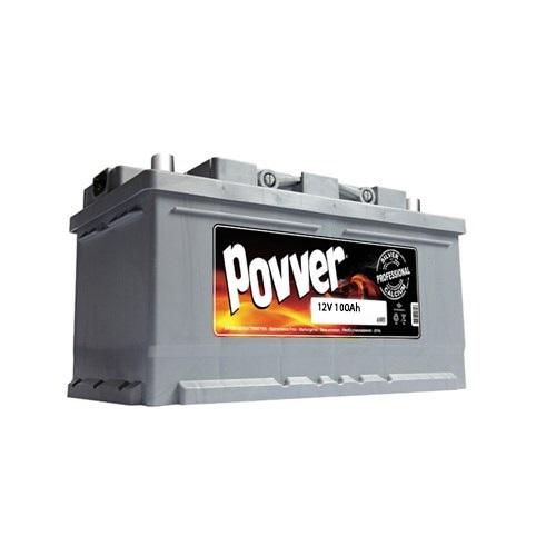 Аккумулятор POVVER SERIE 2  6CT- 100 (п.п.)
