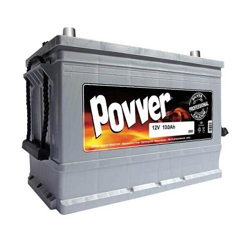 Аккумулятор POVVER SERIE 3  ASIA  6CT-100 (о.п.)